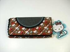 Loungefly Sanrio Hello Kitty Mushroom Apple Wallet