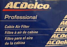 ACDELCO PROFESSIONAL Cabin Air Filter CF2225C 2007-2015 Jeep Compass,Patriot
