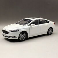 1/18 Scale Ford Mondeo (Fusion) 2017 White DieCast Car Model Toy Collection