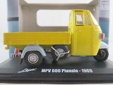 ITALERI 76816 Piaggio Ape MPV 600 Pianale (1969) in zinkgelb 1:32 NEU/OVP