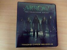 Arrow Season 3 Official Cryptozoic Binder
