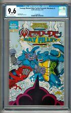 Teenage Mutant Ninja Turtles Presents: Merdude #3 (1993) CGC 9.6  WP  Gaydos