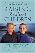 RAISING RESILIENT CHILDREN - SAM GOLDSTEIN ROBERT BROOKS (PAPERBACK) NEW