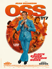 Oss 117 : alerte rouge en afrique  - Affiche cinema 40X60 - 120x160 Movie Poster