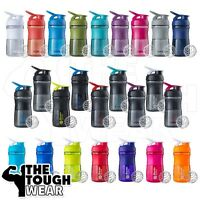 Blender Bottle SportMixer 20oz. Titan Grip Protein Shaker Cup - 25 Colors