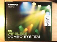 Shure BLX1288/P31 Combo Funksystem: Mikro + Headset - NEU!