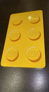 LEGO Switch Steelbooks ( yellow steelbook )  Rare
