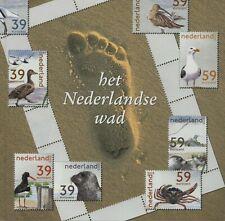 DAVO themaboek, Het Nederlandse wad met zegels (nummer 12), 2003