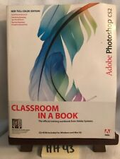 Classroom in a Book: Adobe Photoshop CS2! BRAND NEW! Cd Is Still Sealed! FREE SH