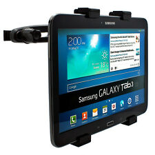 360 ° Poggiatesta Supporto Tablet da Auto Samsung Galaxy Tab 2/3/4/s/pro/10.1