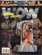 "WOW Magazine February 2000 ""Who's Bolting in 2000?"" VG 041316DBE"