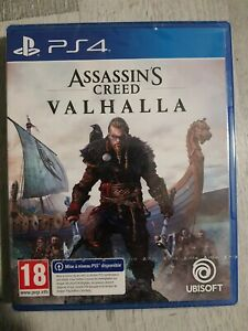 Jeu Ps4 Assassin s Creed Valhalla
