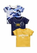 NEXT 100% Cotton Holiday Clothing (0-24 Months) for Boys