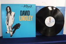 David Lindley, El Rayo-X, Asylum Records 5E-524, 1981 Reggae/Cajun/Calypso/Rock