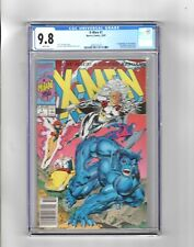 CGC graded X-Men #1 1991 all 5 covers (2X) 1st appearance Acolytes