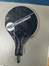 vintage -table tennis racke t with rubbers made in Japan