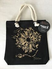 NEW canvas tote shopper bag ALEXANDER MCQUEEN  for charity whatever it takes.