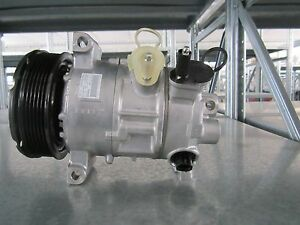 Brand New OEM Mopar A/C Compressor Jeep Patriot Compass 2.0 2.4L Manual Trans