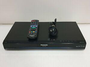 PANASONIC DMR-XW380 HDD DVD High Definition Recorder 250GB Twin Tuner w/ Remote