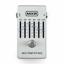 MXR M109S Six Band Graphic EQ Pedal