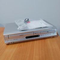 Toshiba SD-V291U DVD/VCR Recorder Player with Remote, AV Cable, Manual