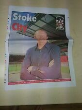 Stoke City - A Sentinel Publication From 31st July 1999 - Newspaper