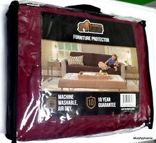 Gorilla Grip Furniture Protector Recliner Merlot (Burgundy Red) NWT
