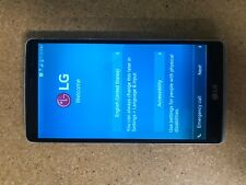 LG G Stylo - 16GB - Gray (T-Mobile) Smartphone - WORKS GREAT