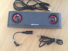 Kitsound X3 Universal Altavoces Para Iphone 4,3 gs, Ipod y teléfonos móviles S2