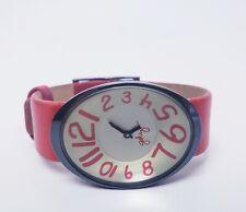 Rare Frank Gehry 2003 Quartz Analog Wrist Watch Design