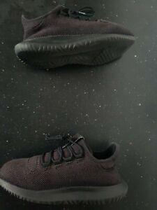 Adidas Tubular Shadow Trainers, Size 7 UK . Black
