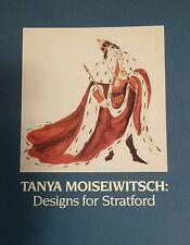 Tanya Moiseiwitsch: Designs for Stratford