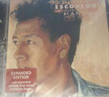 ALEJANDRO ESCOVEDO- WITH THESE HANDS* 2 CD BRAND NEW  SEALED  SIGILLATO RARO