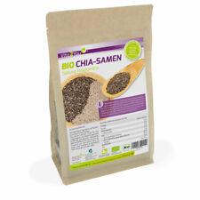 Vita2You Bio Chia Graine 1kg Zippbeutel -salvia Hispanica -qualité La Convaincu