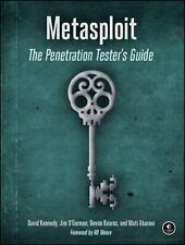 Metasploit: The Penetration Tester's Guide (Paperback or Softback)