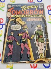 Showcase Presents: Tommy Tomorrow Vol.1 No.42- Feb. 1963 (G/2.0) Origin of Elias