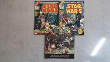 STAR WARS PROGRAMM HEFT 1977 - MARVEL SPECIAL ED. STAR WARS 1+2 1977