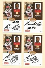 KEMOKO TURAY Signed/Autographed 2018 SENIOR BOWL CARD Rutgers Scarlet Knights