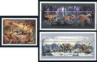 Dinosaurs Prehistoric Animals Fauna Madagascar 1997 MNH stamp set