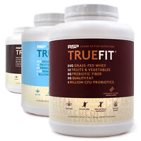 RSP Nutrition Truefit (4lb) Grass-fed whey protein muscle building and recovery