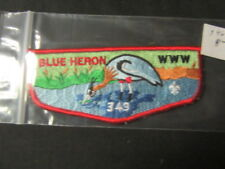 Blue Heron 349 s46 Flap    mc20