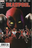Deadpool The End #1 2020 Marvel Comics Cover A 1st Print