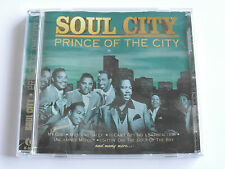Soul City - Prince Of The City (CD Album) Used Very Good