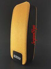 Gurkha Padded Nylon Cigar Travel Case Carrier Yellow & Black BRAND NEW DESIGN