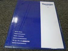 1995-1998 Triumph Sport 900 Motorcycle Shop Service Repair Manual 1996 1997