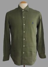 Polo Ralph Lauren Herren Hemd Leinen Gr.L TOP