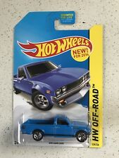 Hot Wheels Datsun 620 Pickup Truck  Kmart Blue Variation