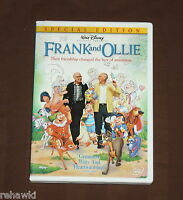 Frank and Ollie (DVD, 2003) **BRAND NEW DISNEY DVD** ANIMATION DOCUMENTARY