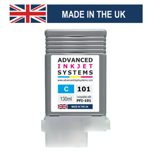 Compatible PFI-101 101 IPF-103 Ink Cartridge For Canon IPF5000 IPF5100 IPF6000S