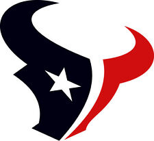 Houston Texans NFL Color Die-Cut Decal / Car Sticker *Free Shipping